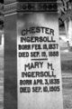 Mary Melvina <I>Vorse</I> Ingersoll