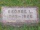 George Leonard Butterfield