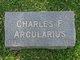 Profile photo:  Charles F Arcularius