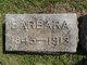 Barbara <I>Pletcher</I> Dell