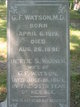 G. F. Watson