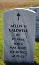 Profile photo:  Allen Horton Caldwell