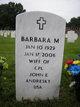 Barbara <I>MacAleese</I> Andresky