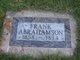 Frank Abrahamson