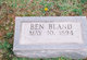 Ben Bland