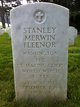 PFC Stanley Marvin Fleenor