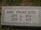 James Edward Myers