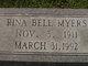 Rina Bell Myers