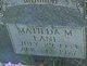 Matilda M. Lane