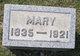 Mary E. <I>Bee</I> Tyler