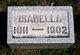 Isabella Rose <I>Mahaffey</I> Tyler