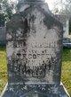"""Mary Virginia """"Jennie"""" <I>Councill</I> Coffey"""