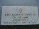 Leo Morris Thomas
