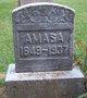 """Amasa A """"Zeb"""" Jones"""