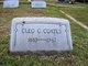 Cleo George <I>Clarke</I> Coates