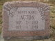 Profile photo:  Agnes Marie <I>McClellan</I> Acton