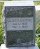 Lizzetta Sophia <I>Heitman</I> Kattau