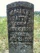 Sarah J Batts