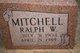 Ralph Wesley Mitchell