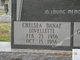 Chelsea Danae Lovellette