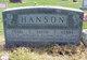 Edith <I>Herb</I> Hanson