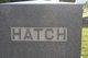 Sarah Elizabeth <I>Lincoln</I> Hatch