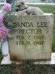 Wanda Lee Rector