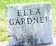 Ella Gardner