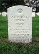 PFC Alonzo D Dyer