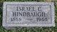 Profile photo:  Israel Clark Hindbaugh