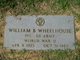 PFC William Benjamin Wheelhouse, Sr
