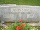 Irma E. <I>Schurr</I> Johnson
