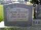"Calvin Eugene ""Gene"" Hamilton"