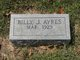 Billy Joe Ayres
