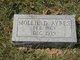 Mollie Lee <I>Darden</I> Ayres