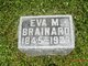 Profile photo:  Eva M <I>Anthony</I> Brainard