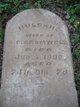 Huldah Parsons <I>Rizley</I> Cromwell