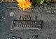 John Robert Lindemann