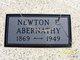 Newton E Abernathy