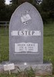"Profile photo:  Helen Grace ""Gracie"" Estep"