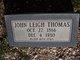 John Leigh Thomas