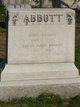 Sarah Smith <I>Davis</I> Abbott