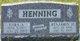 Benjamin Henry Henning