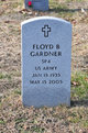 Profile photo:  Floyd B. Gardner