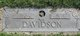Ina C <I>Deadmond</I> Davidson