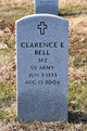 Profile photo:  Clarence E Bell