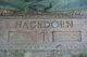 """Profile photo:  Frederick Arthur """"Papau"""" Hagedorn"""