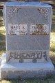Frank S Henry