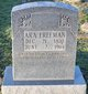 "Profile photo:  Arzelie ""Ara"" <I>Freeman</I> Freeman"