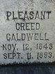 Pleasant Creed Caldwell